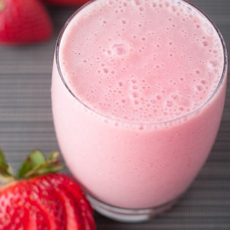Berry-licious smoothie
