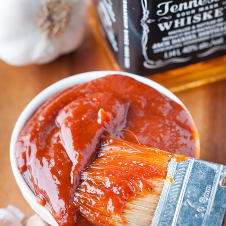Jack Daniel's BBQ Sauce for Wings and Ribs
