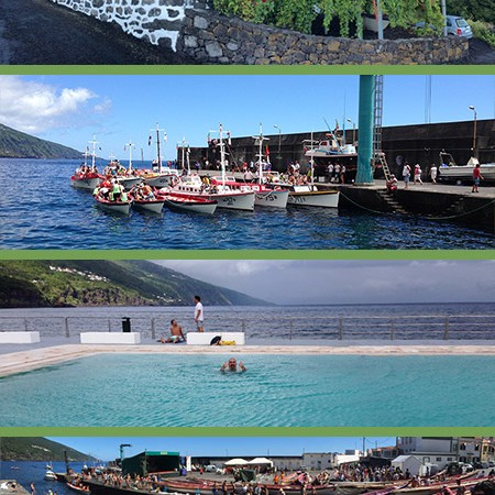 Back From the Azores!