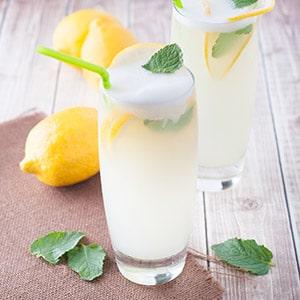 Icy Lemonade Recipe