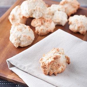 Easy Pinch Cookies