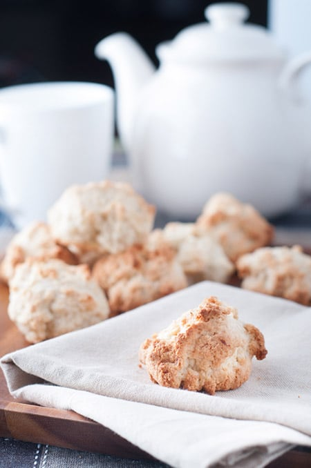Pinch Cookies