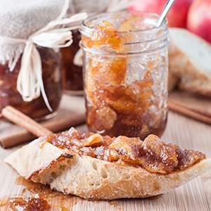 Easy Apple Pie Jam