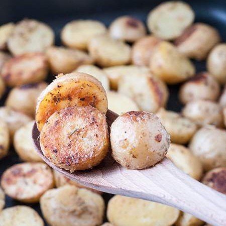 Full-Proof Oven Roasted Potatoes