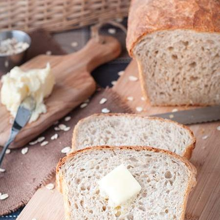 Chef Michael Smith's Country Bread
