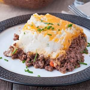 Easy Shepherd's Pie Recipe