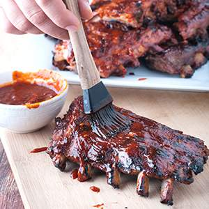Maple BBQ Baby Back Ribs Recipe