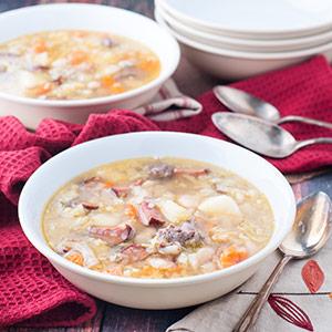 Portuguese Farmer's Soup