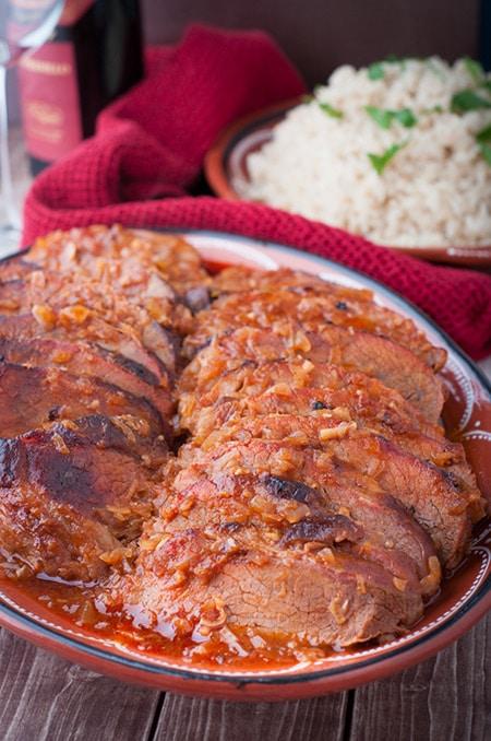 Pico Island Roast Beef (Carne Assada do Pico)