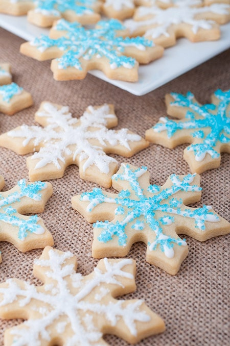Mom's Christmas Butter Cookies