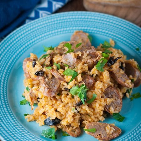 Quick and Delicious Italian Sausage and Rice