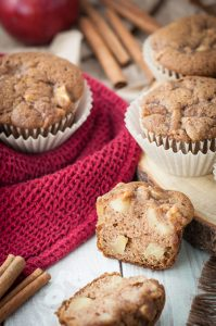 Mom's Easy Apple Muffins