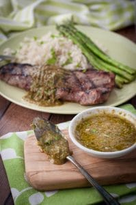 Perfect Chimichurri Sauce Recipe for Grilled Meats