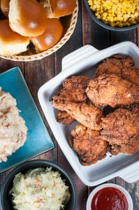 Crispy Restaurant-style Fried Chicken