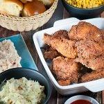 Crispy Restaurant-style Fried Chicken