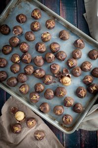 Oven Roasted Chestnuts... It's Easy!