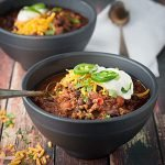 Simple Instant Pot Classic Chili