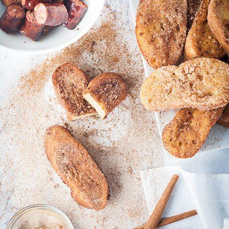 Portuguese Style French Toast (Fatias Douradas)