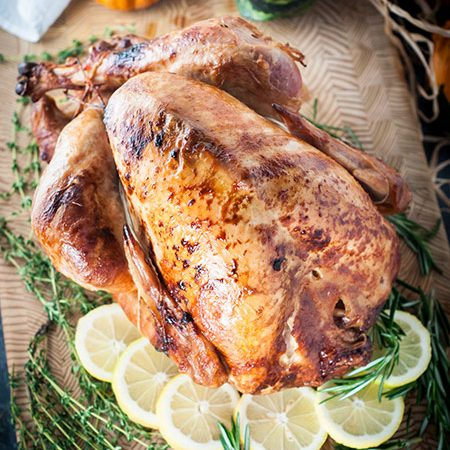 Rotisserie Thanksgiving Turkey... or any Occasion!