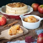 Apple pie compote