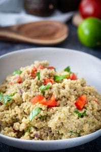 Quinoa and Guac Recipe