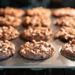 Healthy almond flour banana muffins