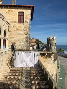 Forte da Cruz, Estoril, Portugal