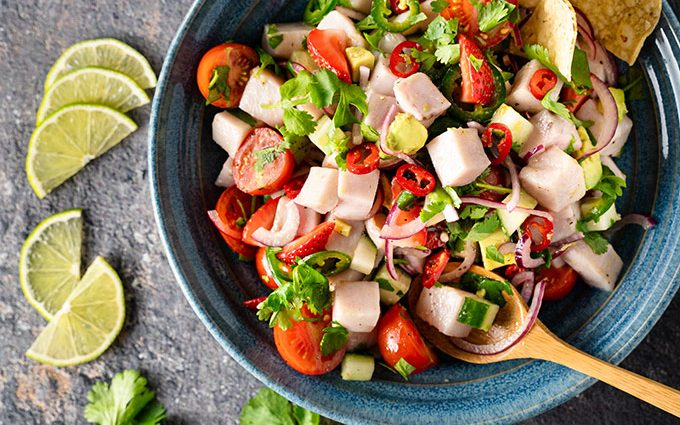 Ceviche. It's easier than you think!